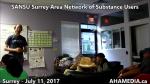 SANSU Surrey Area Network of Substance Users meeting on Jul 11 2017 1(21)