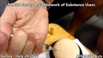 SANSU Surrey Area Network of Substance Users meeting on Jul 24 2017(58)