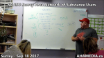 1 SANSU Surrey Area Network of Substance Users meeting on Sep 18 2017(16)