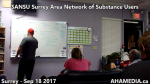 1 SANSU Surrey Area Network of Substance Users meeting on Sep 18 2017(20)