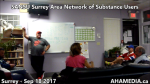 1 SANSU Surrey Area Network of Substance Users meeting on Sep 18 2017(9)