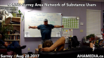 SANSU Surrey Area Network of Substance Users meeting on Aug 28 2017(11)