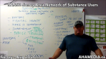 SANSU Surrey Area Network of Substance Users meeting on Aug 28 2017(20)