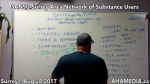 SANSU Surrey Area Network of Substance Users meeting on Aug 28 2017(22)