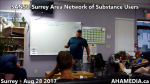 SANSU Surrey Area Network of Substance Users meeting on Aug 28 2017(3)