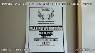 DOPERS Meeting in Langley on Feb 14 2018 (1)