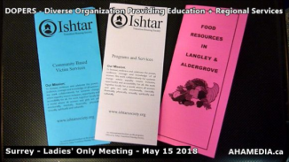 DOPERS WOMEN's Meeting in Surrey on May 15 2018 (8)