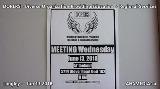 DOPERS Meeting in Langley on Jun 13 2018 (1)