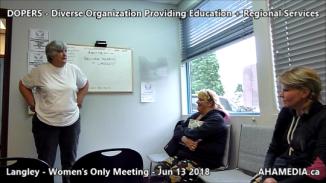 DOPERS WOMEN's Meeting in Langley on Jun 13 2018 (10)