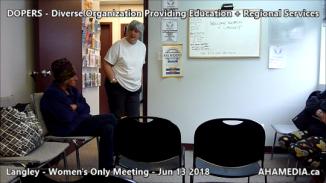 DOPERS WOMEN's Meeting in Langley on Jun 13 2018 (3)