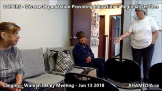 DOPERS WOMEN's Meeting in Langley on Jun 13 2018 (5)