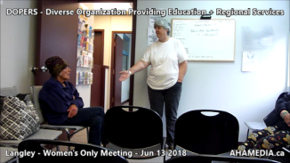 DOPERS WOMEN's Meeting in Langley on Jun 13 2018 (6)