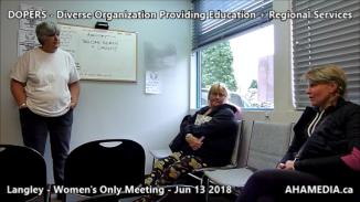 DOPERS WOMEN's Meeting in Langley on Jun 13 2018 (7)