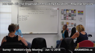 DOPERS WOMEN's Meeting in Surrey on Jun 12 2018 (6)