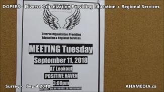DOPERS Meeting in Surrey on Sep 11 2018 (1)