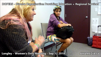 DOPERS WOMEN's Meeting in Langley on Sep 12 2018 (8)
