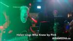 In loving memory of Helen singing Karaoke(1)