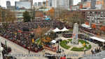 AHA MEDIA films at Remembrance Day 2019 in Victory Square, Vancouver(15)