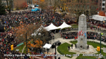 AHA MEDIA films at Remembrance Day 2019 in Victory Square, Vancouver (16)